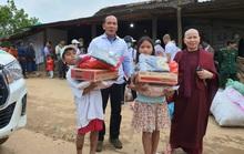 Làm báo cùng Báo Người Lao Động: Ngày xuân đến với vùng biên