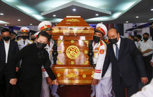 Xúc động tiễn đưa nguyên Phó Thủ tướng Trương Vĩnh Trọng