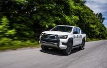 Gần 2.000 xe bán tải Toyota Hilux bị lỗi bầu trợ lực phanh