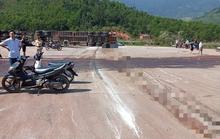 Quảng Bình: Va chạm xe đầu kéo, 2 thanh niên tử vong tại chổ