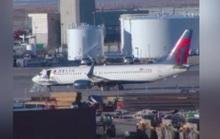 Thêm 1 máy bay Boeing hạ cánh khẩn cấp vì vấn đề động cơ