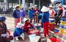 Ngư dân Bình Định trúng đậm ruốc biển