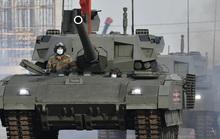 Siêu tăng Nga tự chọn mục tiêu mà không cần tổ lái