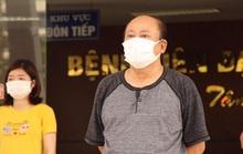 Bệnh nhân Covid-19 nặng tại Hải Dương cùng 26 người khác khỏi bệnh