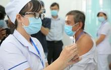 Tiêm thử nghiệm vắc-xin COVID-19 của Việt Nam cho 300 người ở Long An