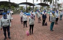 Hải Phòng: Tặng nông sản sạch cho công nhân