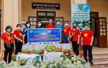 Hải Dương: Thu mua nông sản tặng công nhân ở trọ