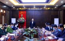 Chủ tịch Hà Nội Chu Ngọc Anh yêu cầu tăng cường xử lý vi phạm không đeo khẩu trang