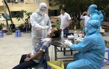 Đưa 4 người tiếp xúc với bệnh nhân Covid-19 tại Bùi Viện đi cách ly