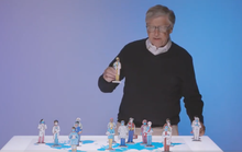 Chào hàng ý tưởng mới, tỉ phú Bill Gates bị thuyết âm mưu vùi dập