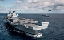 Tàu sân bay Anh đem theo 24 chiếc F-35B đến biển Đông