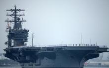 """Tàu sân bay Mỹ trở lại """"điểm nóng"""", gửi thông điệp đến Trung Quốc"""
