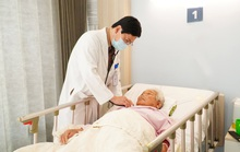 Cân não với ca nhiễm trùng gan bị hội chứng cushing