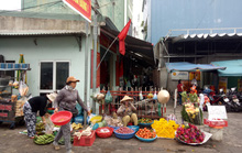 Độc đáo chợ Hàng Heo giữa Đà Nẵng