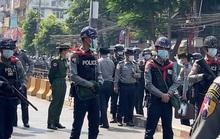 Hàng chục ngàn người biểu tình ở Myanmar