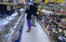 Sản phẩm điện gia dụng được chọn mua nhiều ngày cận Tết