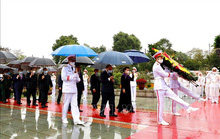 Lãnh đạo Đảng, Nhà nước vào Lăng viếng Chủ tịch Hồ Chí Minh nhân dịp Tết Tân Sửu