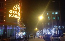 Gần 100 dân chơi tụ tập trong quán karaoke Golden Cẩm Phả