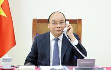 Hai Thủ tướng Việt Nam và Singapore  trao đổi về bong bóng di chuyển hàng không