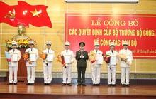 Nhân sự ở Công an Quảng Bình: Điều động 7 Trưởng phòng, Trưởng Công an huyện