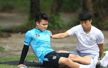 Hà Nội FC đau đầu vì chấn thương