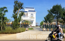 Thanh tra Sở Xây dựng Lâm Đồng vào cuộc xử lý vụ biệt thự khủng xây không phép