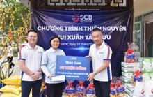 SCB tích cực tham gia các hoạt động nhân đạo, từ thiện