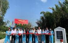 Quỹ Đinh Thiện Lý trao tặng 2 cây cầu ở Kiên Giang