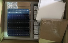 Chuyển cơ quan điều tra vụ vận chuyển tấm tế bào quang điện hơn 100 tỉ đồng