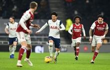 Arsenal lo trắng tay