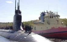 Tàu ngầm hạt nhân Mỹ vật lộn với... rệp