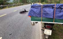 1 thanh niên chết bất thường cạnh xe máy ở Quảng Nam