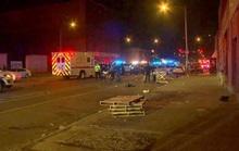 Mỹ: Xả súng giữa bữa tiệc, 15 người thương vong