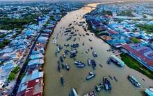 Phát triển ĐBSCL theo phương châm 8G: Đẩy mạnh kinh tế sông