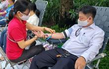 Hơn 200 đoàn viên Sawaco hiến máu cứu người