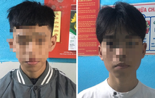 Hai phượt thủ nhí trộm xe máy để đi phượt đèo Hải Vân