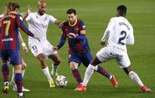 Messi và Griezmann tạo siêu phẩm, Barcelona thắng đậm đội chót bảng Huesca
