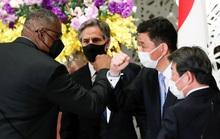 Mỹ - Nhật gửi thông điệp cứng rắn đến Trung Quốc