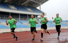 Thể lực vượt trội, 2 nữ trợ lý trọng tài có cơ hội điều hành Giải Hạng nhất quốc gia