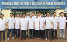"""Hà Tĩnh từng hỗ trợ trung tâm chữa bệnh của """"thần y"""" Võ Hoàng Yên hơn 500 triệu đồng"""