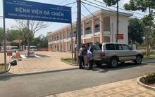 Một người Trung Quốc trốn khỏi Bệnh viện Dã chiến Củ Chi