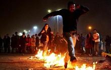 Hơn 1.000 người thương vong trong lễ hội lửa ở Iran