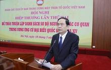 Giới thiệu Thủ tướng Nguyễn Xuân Phúc ứng cử đại biểu Quốc hội khối Chủ tịch nước