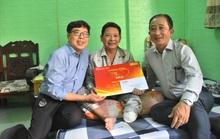 Chương trình Mai Vàng nhân ái thăm NSƯT Linh Phước và nghệ sĩ Thái Thanh Hằng