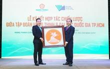 Tập đoàn Hưng Thịnh và Đại học Quốc gia TP HCM ký kết hợp tác chiến lược