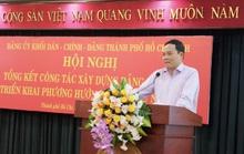 Phó Bí thư Thường trực Thành ủy TP HCM nói về trách nhiệm đảng viên đối với TP Thủ Đức