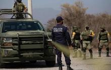 Mexico: Ít nhất 13 cảnh sát thiệt mạng trong cuộc phục kích đẫm máu