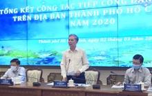 TP HCM cố gắng giải quyết dứt điểm các vụ khiếu nại đông người trong năm 2021