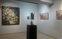 Triển lãm mỹ thuật # (Thăng): Cuộc hội ngộ của họa sĩ trẻ