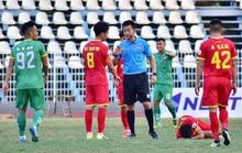 Cần Thơ cấm 2 trận với thủ môn ăn mừng khiêu khích trọng tài nổi tiếng thế giới